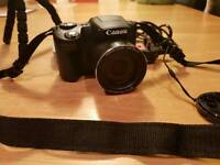 Canon bridge camera