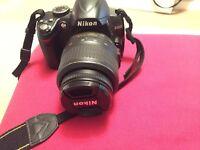 Bargain - Nikon D3000 with lens