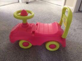 Baby's Walker/Ride Upon Car