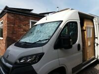 Motorhome thermal windscreen cover offers over £10