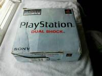 PS 1 console