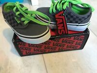 Brand new boys vans for sale