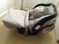 Graco bear and friends baby car seat