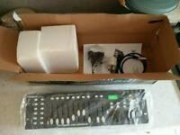 240 channel DMX controller