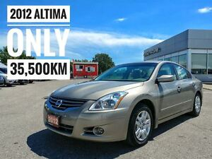 2012 Nissan Altima 2.5 S LOW KM - FREE Delivery