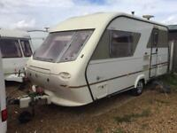 2 BERTH ELDDIS GENESIS WITH END BATHROOM MORTOR MOVER AND AWNING WE CAN DELIVER PLZ VIEW