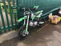 Lmx 140cc pit bike