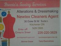 tailor/dressmaking/Newtex drycleaners