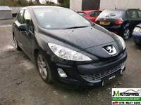 Peugeot 308 2009 1.6Hdi ***PARTS AVAILABLE ONLY