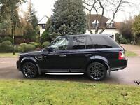 3.0 v6 Range Rover sport hse luxury model