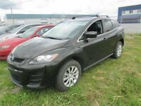 2011 Mazda CX-7 GX, Heated Leather, Sunroof, low kms!!