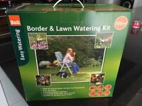 Border and lawn watering kit 100m2