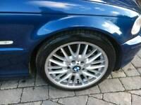 Bmw m alloy wheels