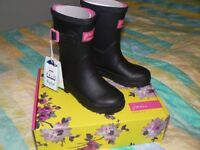 Joules Girl's Wellies