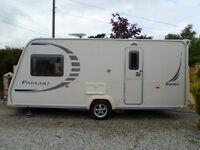 2008 Bailey Pageant Monarch Caravan