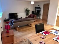 Double rooms available to rent in luxury apartment in Southernhay