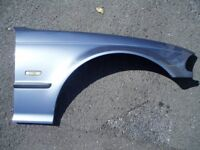 BMW 3 Series E46 Driver's side wing.