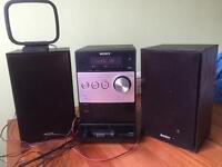 Sony midi hifi system