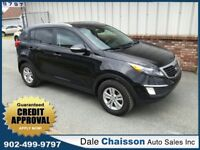 2012 Kia Sportage LX Dartmouth Halifax Preview
