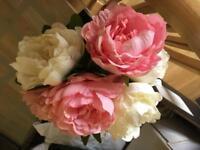 Wedding Faux flowers