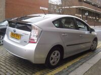 TOYOTA PRIUS HYBRID ELECTRIC NEW SHAPE 2010 **** UK CAR **** PCO UBER READY **** 5 DOOR HATCHBACK