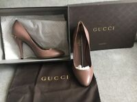 Gucci Pumps - Brand New with Box and Dustbag - Not to be missed