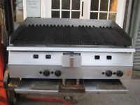 Falcon 4 burner Dominator Plus Gas Radiant Chargrill