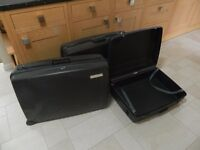 Delsey Black solid suitcases