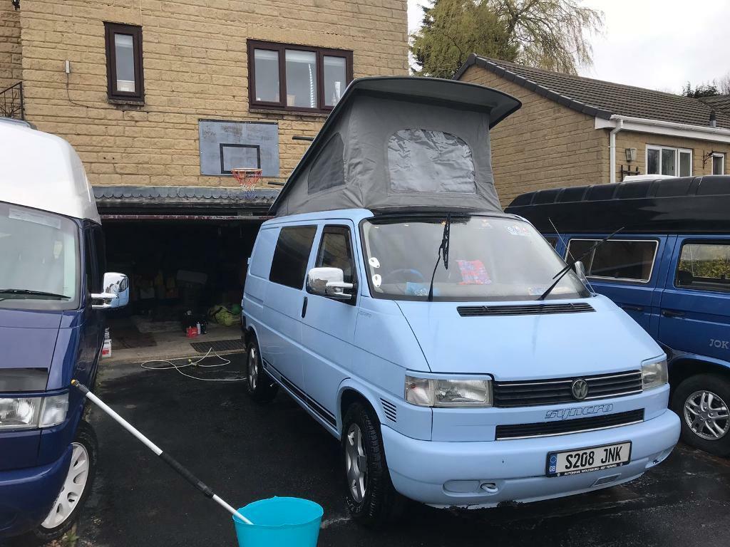 VW T4 Syncro 4x4 dif lock camper motorhome | in Bradford, West Yorkshire |  Gumtree