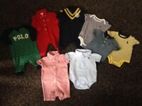 Ralph Lauren 0-3 month boys