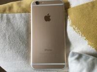 IPHONE 6 GOLD. UNLOCKED MINT. 16gb
