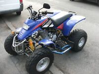 road legal quad bike ram 170 .mot till june 2018, only covered 850 miles !!!