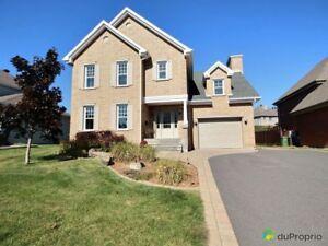 459 900$ - Maison 2 étages à vendre à St-Romuald
