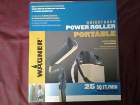 Wagner Quick Touch Power Roller Portable