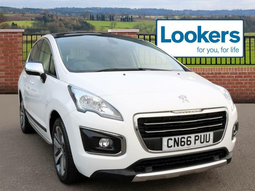 peugeot 3008 blue hdi s s allure white 2016 10 24 in newport gumtree. Black Bedroom Furniture Sets. Home Design Ideas