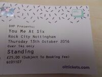 YOU ME AT SIX - Nottingham