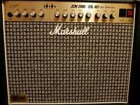 Marshall dsl 401 lc limited edition in mint condition