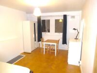 Three Double Rooms in the 3 bedroom Flat at Seven Sisters