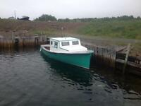 36 FOOT BOAT FOR SALE !