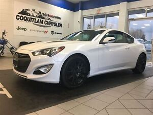 2014 Hyundai Genesis Coupe Premium Loaded Leather Sunroof Nav