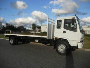 Isuzu 9 Tonne traytop FVR 950 Long Welshpool Canning Area Preview