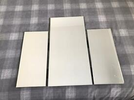 Glass Dressing Table Mirror