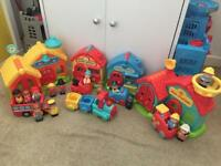 ELC Happyland set