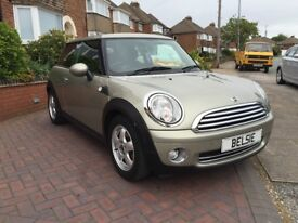 EXCELLENT EXAMPLE MINI ONE HATCHBACK 1.4 - FSH, TWO LADY OWNERS, BEAUTIFUL CAR- EXCELLENT CONDITION