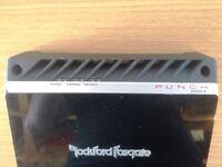 Rockford Fosgate Punch P200-2 Power amp