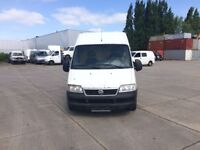 LEFT HAND DRIVE FIAT DUCATO VAN, DRIVES VERY WELL,GOOD LOAD SPACE,ENGINE & MECHANICS,PAPERS SORTED.