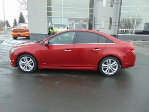 2011 Chevrolet Cruze LTZ Turbo (Leather - Sunroof)