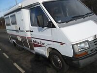 WANTED ALL CAMPERVANS AND MOTORHOMES NATIONWIDE TOP CASH BUYER CALL 01695372072 TO SELL YOUR VAN