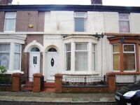 Faraday St - 2 bedroom terraced house, with gas central heating and double glazing.