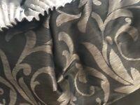 Grey Next Curtains